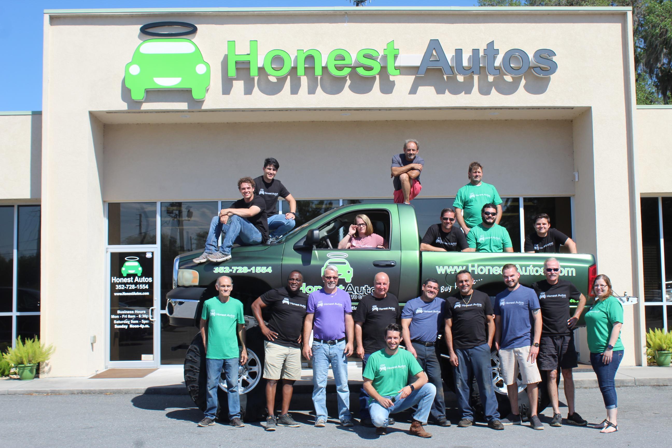 Honest Autos Team