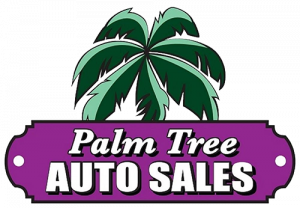 Palm Tree Auto Sales logo
