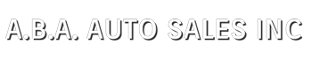 A.B.A. Auto Sales Inc