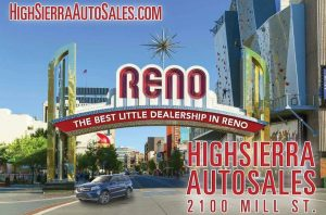 High Sierra Auto Sales LLC