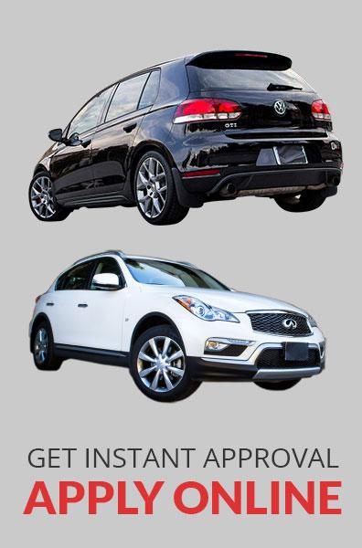 get instant approval via apply online.