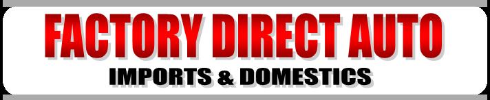 Factory Direct Auto