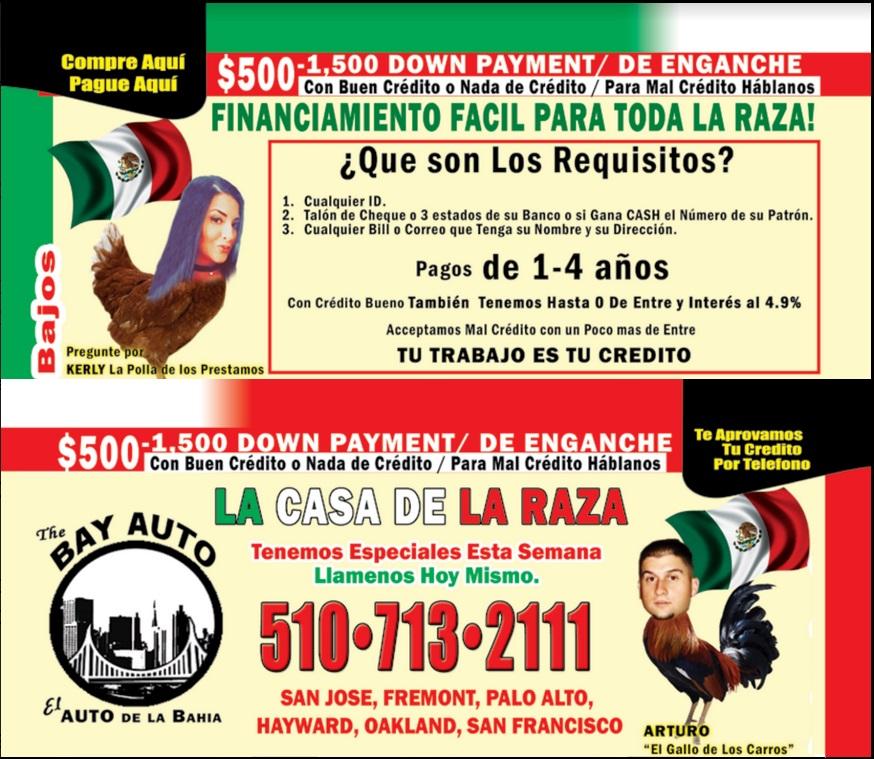 spanish ad