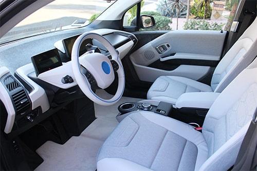 bmw car interior near Seattle, wa