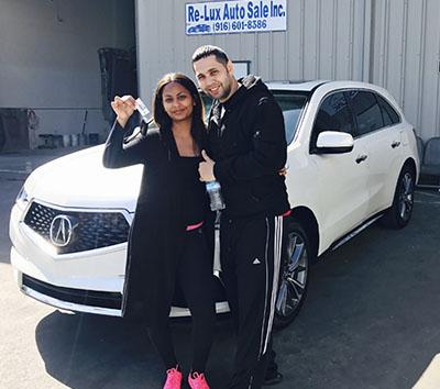 2018 Acura MDX – Tech – FWD