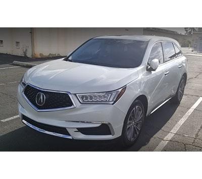 2017 Acura MDX – Tech – FWD