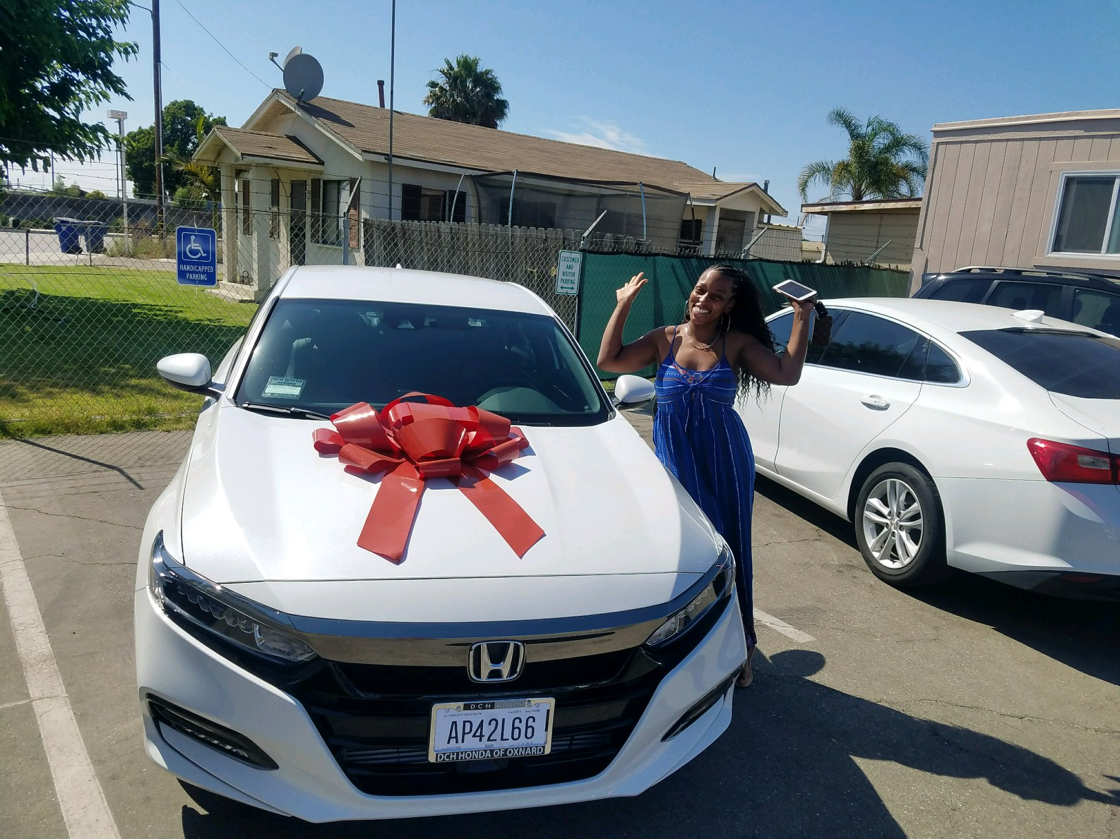 Brand new 2019 Honda Accord – sold at NewCarSuperstore.com