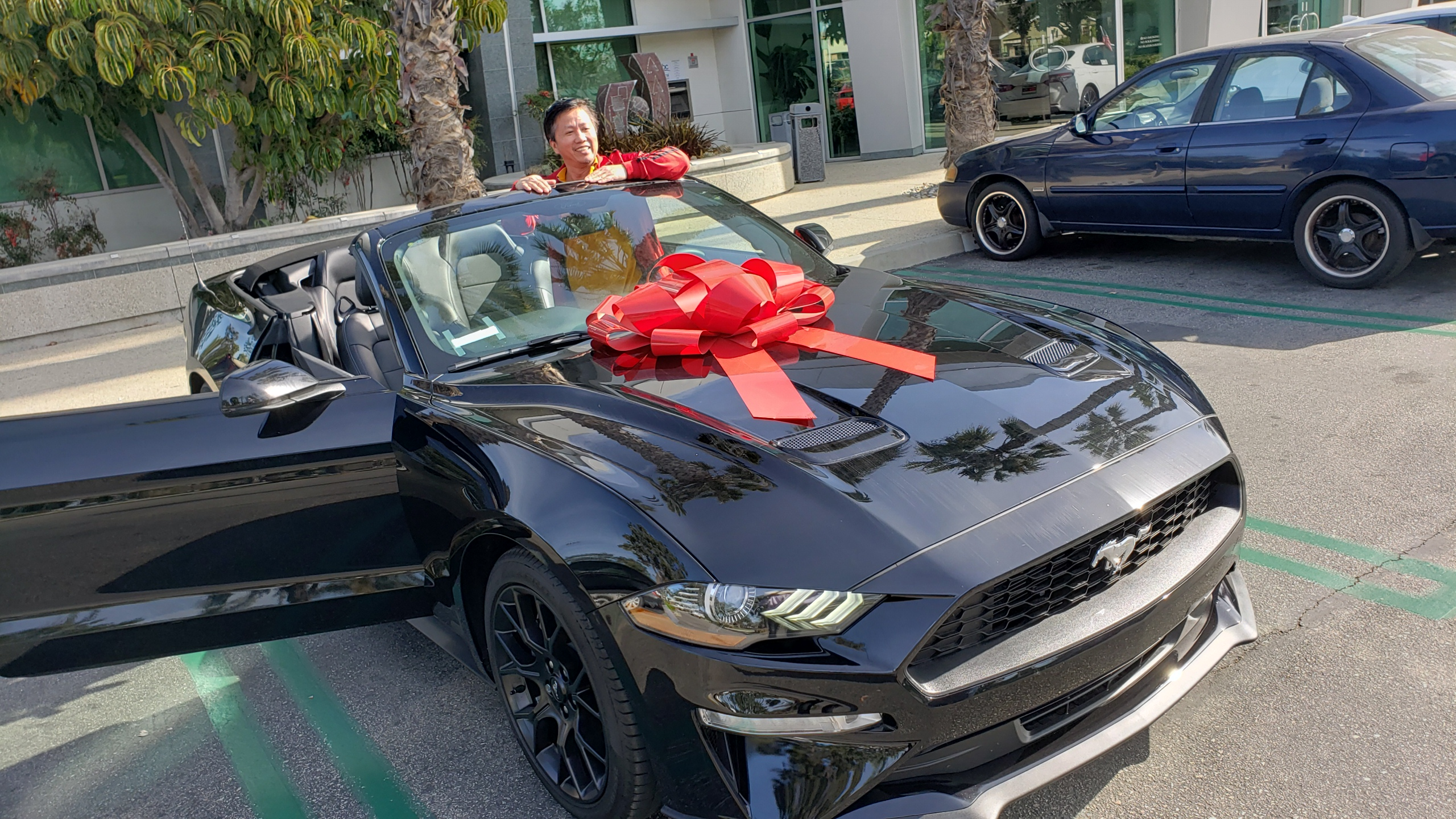 Brand New 2019 Ford Mustang