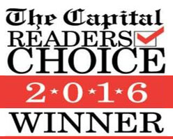 Readers Choice Winner 2016