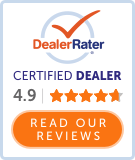Dealer Rater certification