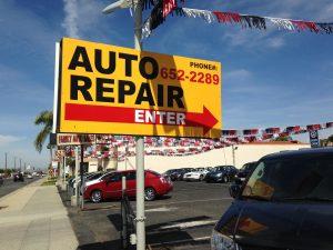 service repair hemet