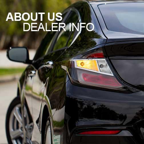 About Us Dealer Info