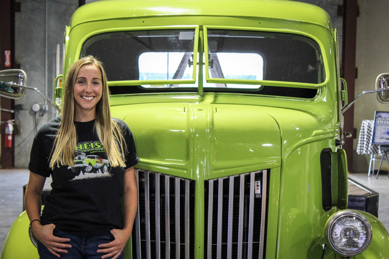 Theiss Motorsports | Classic & Custom Car Consignment - Houston | Heather Swank