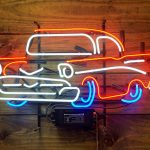 Theiss Motorsports | Car Enthusiast Neon Signs | Houston, Texas