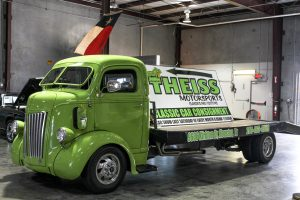 Theiss Motorsports | Classic & Custom Car Consignment | Houston, Texas
