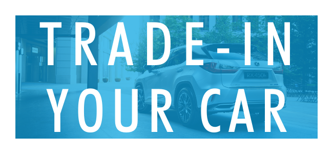 Trade In Your Car Button