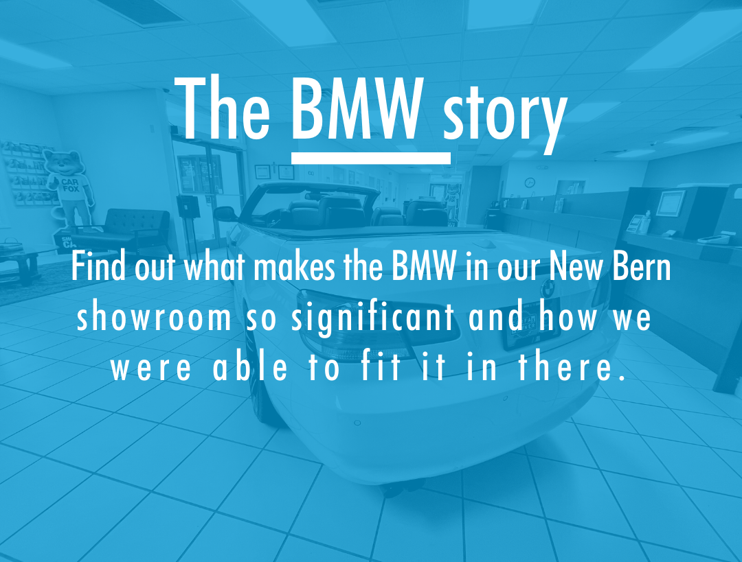 the bmw story info