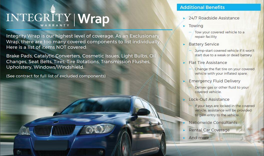 Wrap Warranty