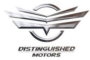 DISTINGUISHED MOTORS