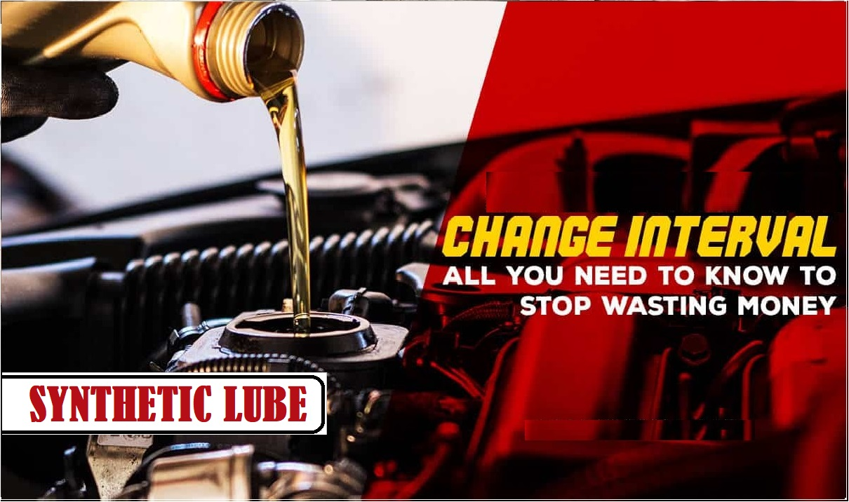 FULL SYNTHETIC LUBE, OIL & FILTER