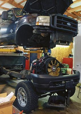 Vehicle Maintenance, Diesel Services