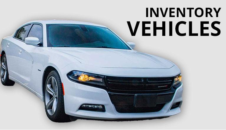 Inventory vehicles