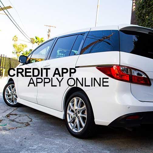 Credit App Apply Online