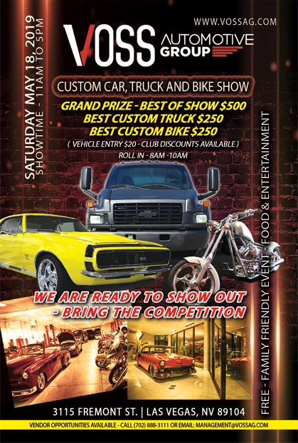 Custom Car, Truck and Bike Show