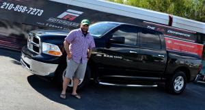 Alex B. Dodge Ram 1500