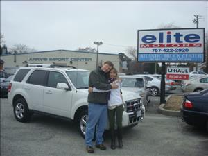 We love our 2012 Ford Escape Limited