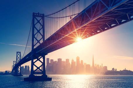 San Francisco Bridge - Rose Motorcars
