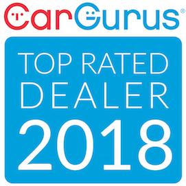 CarGurus Top Rated Dealer Bade