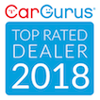 CarGurus Top Rated Dealer Bade