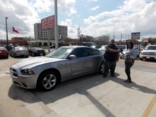 Isedore – 2011 Dodge Charger