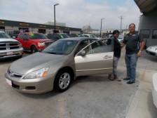 Miss Reed – 2007 Honda Accord