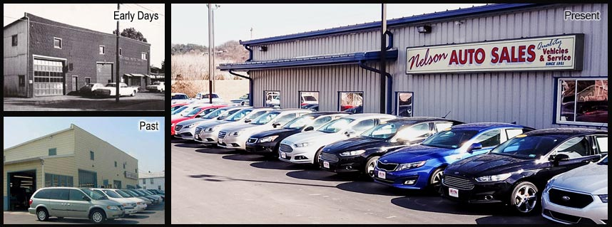 Nelson Auto Sales - About us Banner