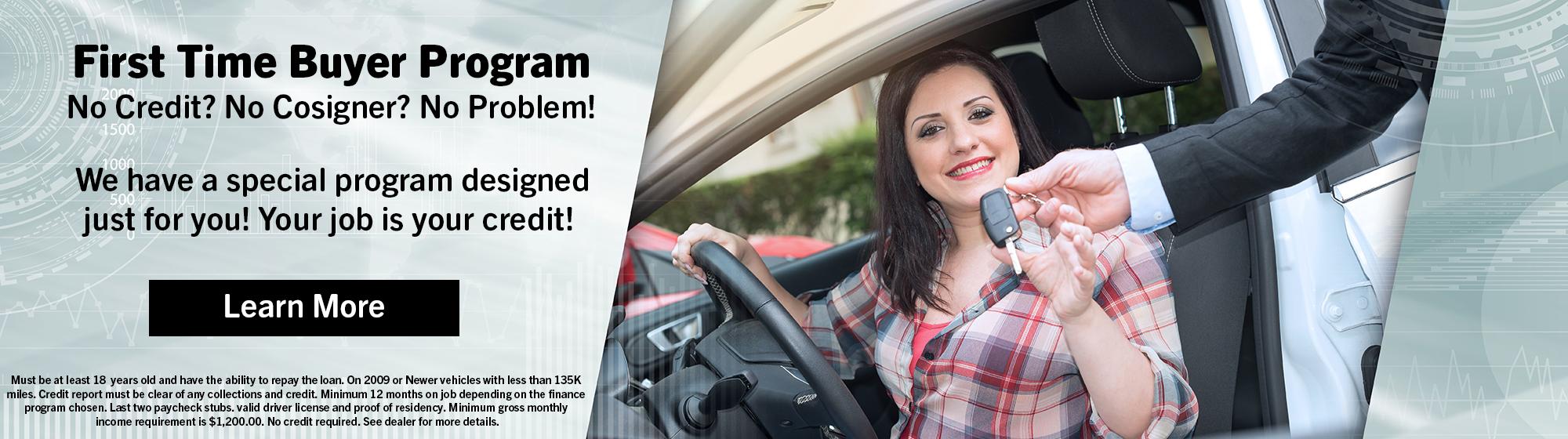 first-time-car-buyer-program