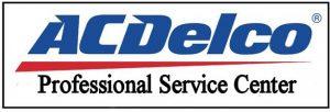 Ac Delco Professional Service Center
