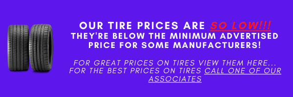 Best Prices on tires
