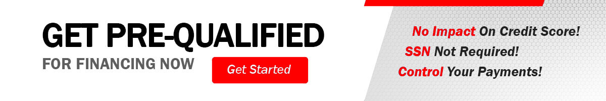Get Pre-qualified for Auto Financing in Brick, NJ