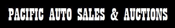 Pacific Auto Sales Inc