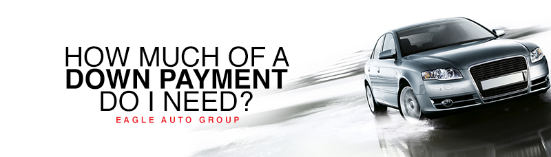 How muc of a down payment do I need?