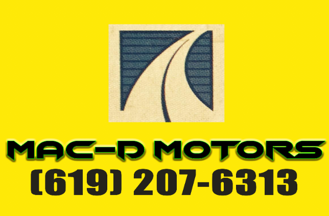 Mac D Motors - Used Car Dealership