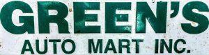 Green's Auto Mart Inc