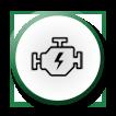 Engine Electric Icon