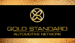 Gold Standard Automotive Network Badge