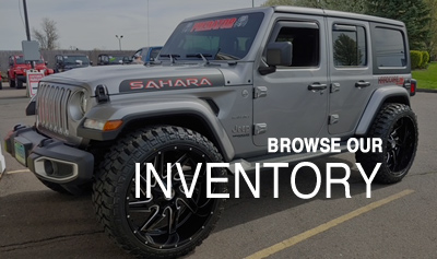 INVENTORY OF VEHICLES