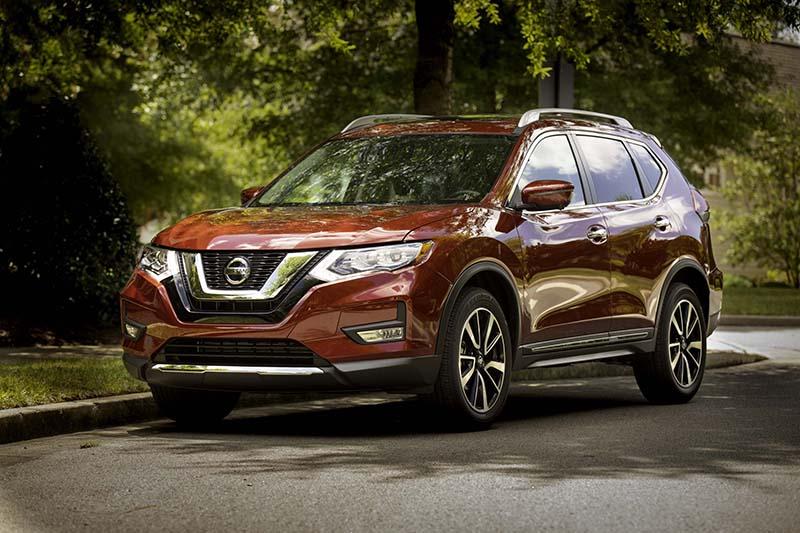 2019 Nissan Rogue Hybrid Evans Auto Blog