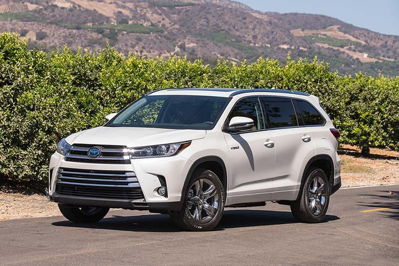 2019 Toyota Highlander Hybrid Evans Auto Blog