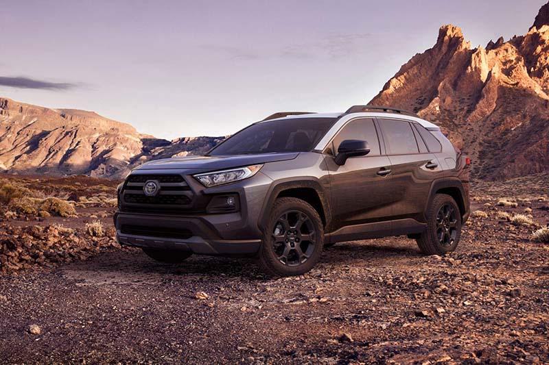 2019 Toyota RAV4 Hybrid Evans Auto Blog